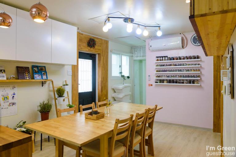 I'm Green Guesthouse, Seongbuk