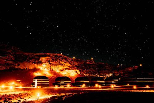 Candles Camp, Quaira