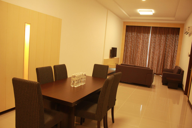 Imperial Suites Serviced Apartment (Premier), Kuching