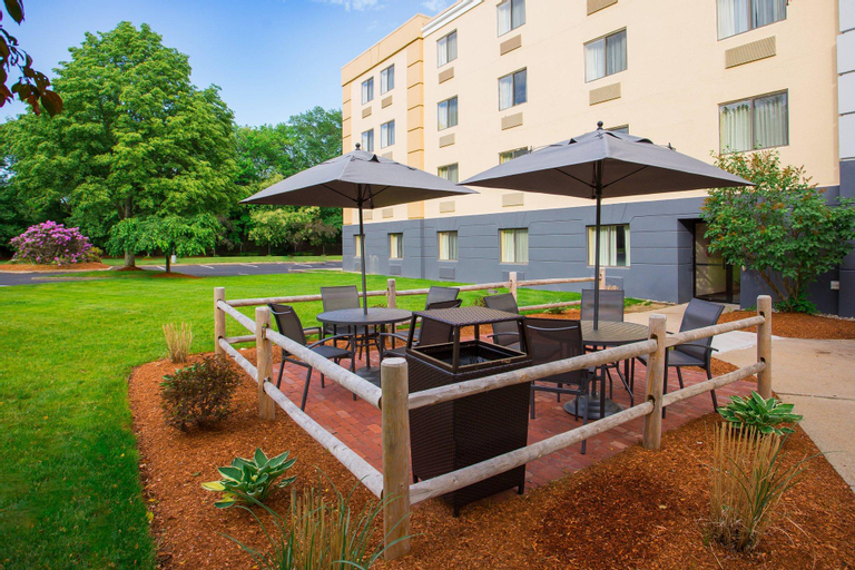 Fairfield Inn & Suites Plymouth Middleboro, Plymouth