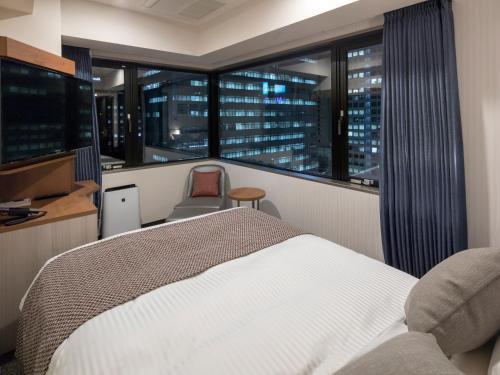 HOTEL MYSTAYS Midosuji Honmachi, Osaka