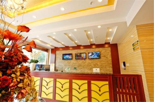 GreenTree Inn Suqian Bawangjuding Square Express Hotel, Wuxi