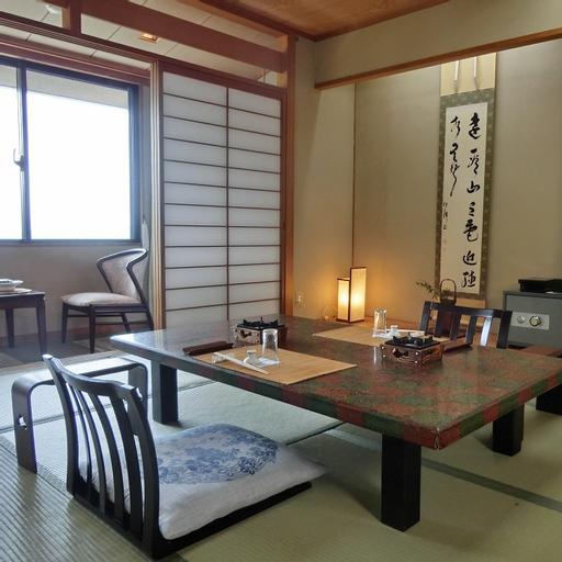 Shigisan Ryotei Ryokan Miyoshi, Sangō