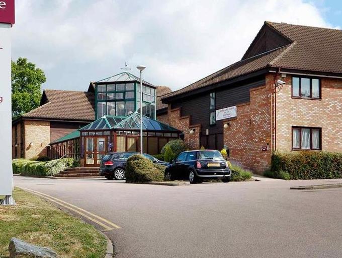 Mercure Hatfield Oak Hotel, Hertfordshire