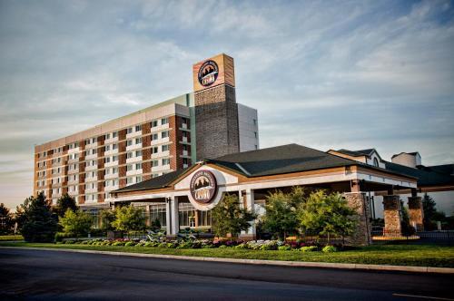 Akwesasne Mohawk Casino Resort, Franklin