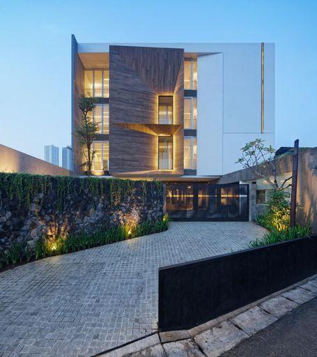 Daun Residence, South Jakarta