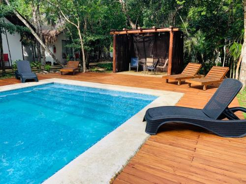 Ecovergel Hotel Riviera Maya, Cozumel