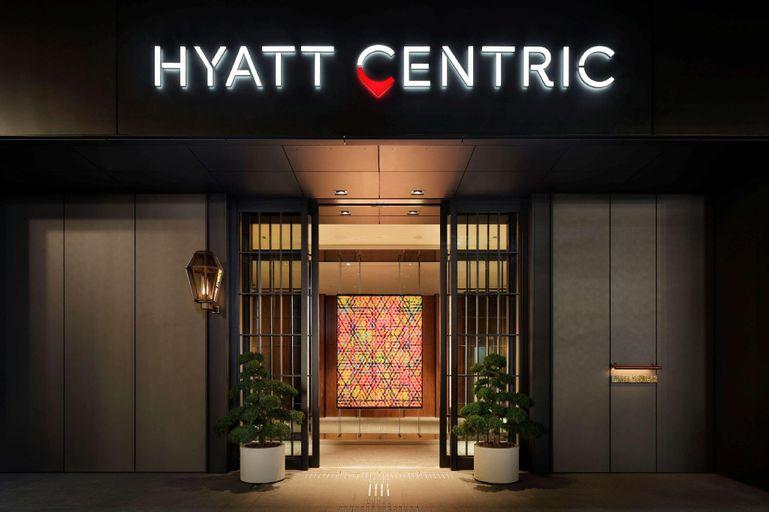 Hyatt Centric Ginza Tokyo, Chūō