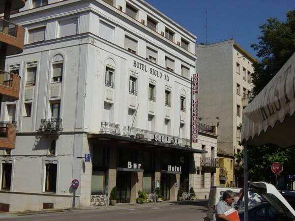 Hotel Segle XX, Lleida