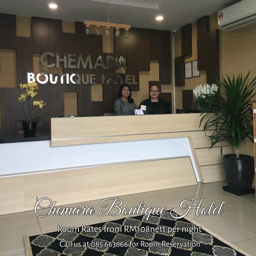 Chemara Boutique Hotel, Miri