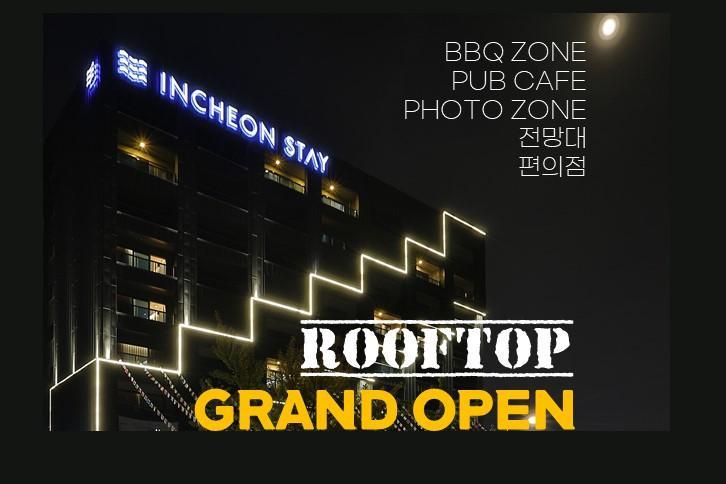 Incheon Stay Hotel, Yeonsu