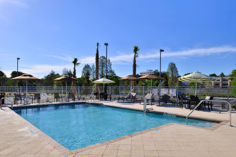 Hampton Inn and Suites Orlando Downtown South Medical Center, Orange