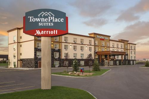 TownePlace Suites by Marriott Red Deer, Division No. 8