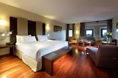 Hotel Eurostars Palacio Santa Marta, Cáceres