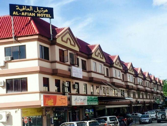 Al-Afiah Hotel, Kianggeh
