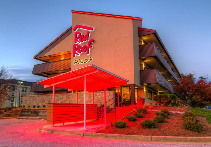 Red Roof PLUS+ Baltimore-Washington DC/BWI Airport, Anne Arundel