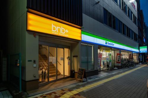 bnb plus Tsuruhashi, Osaka