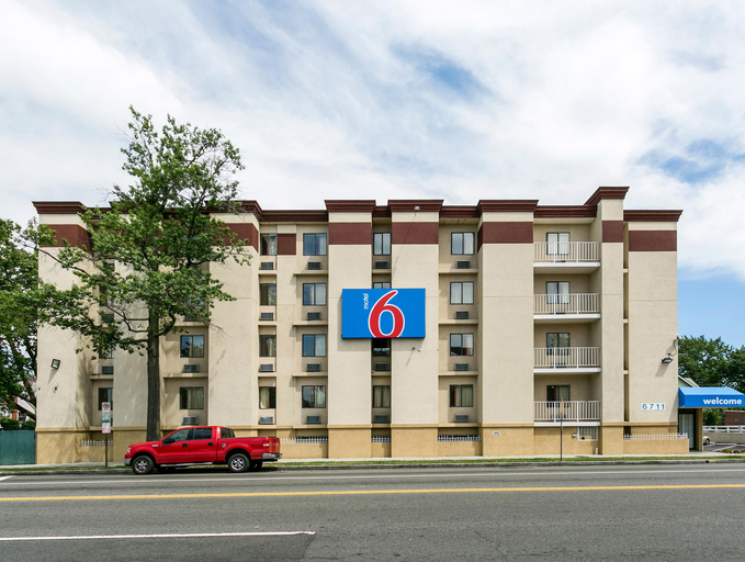 Motel 6 Washington DC, District of Columbia