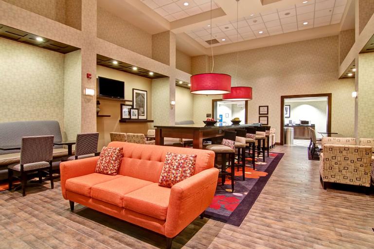 Hampton Inn and Suites Red Deer, Division No. 8