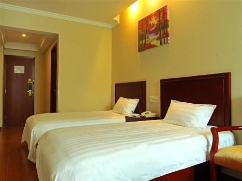 GreenTree Inn Zhenjiang Jurong Yalong Business Hotel, Zhenjiang
