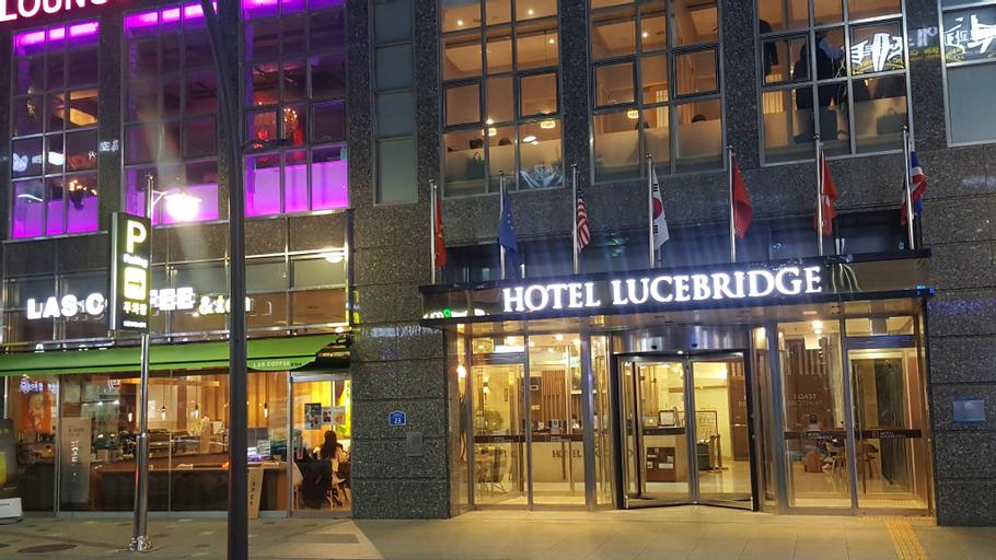 Luce Bridge Hotel, Gangseo