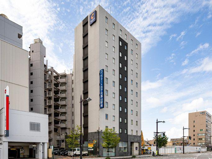 Comfort Hotel Toyama, Toyama