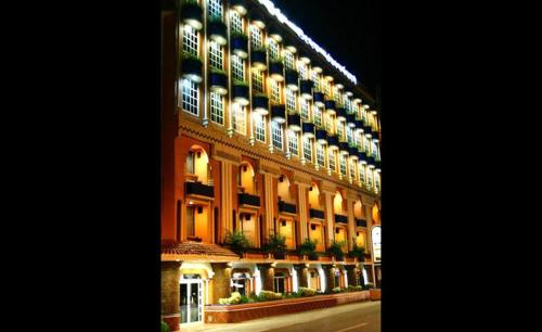 Hotel Baez Carrizal, Centro