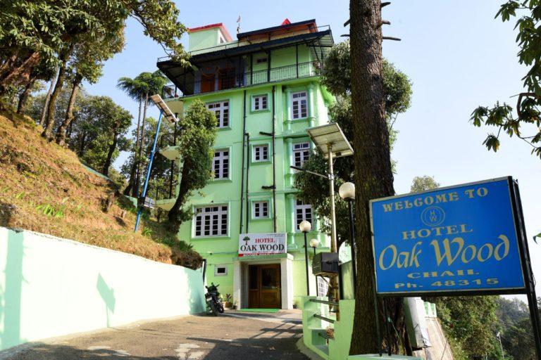 Hotel Oakwood Chail, Solan