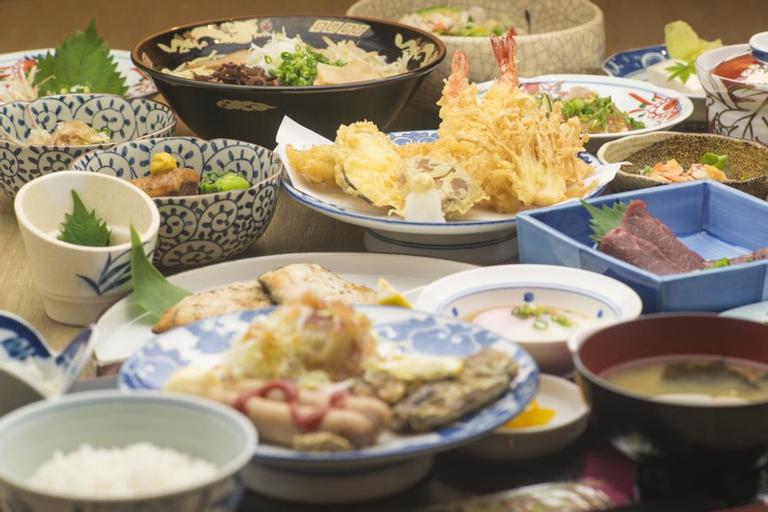 Kusatsu Onsen Ryokan Eidaya, Kusatsu