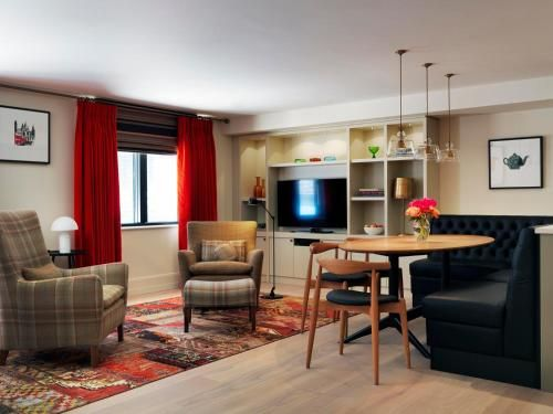 Cheval Knightsbridge Apartments, London