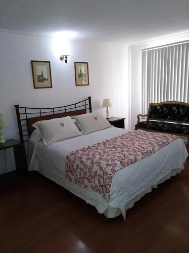 RoomApart Escuela Militar, Cordillera