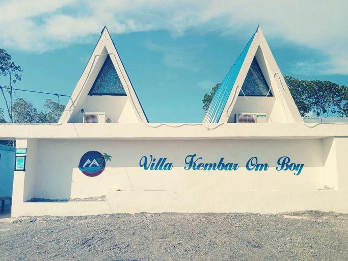 Villa Kembar Om Boy, Luwu