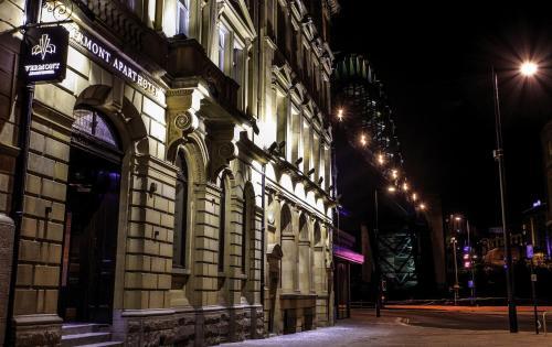 The Vermont ApartHotel, Newcastle upon Tyne