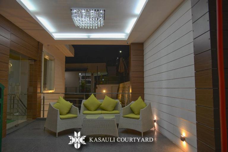Kasauli Courtyard, Solan