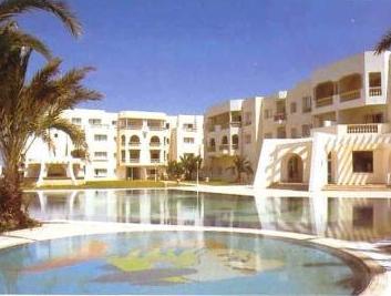 Le Corail Appart'Hotel Yasmine Hammamet, Hammamet