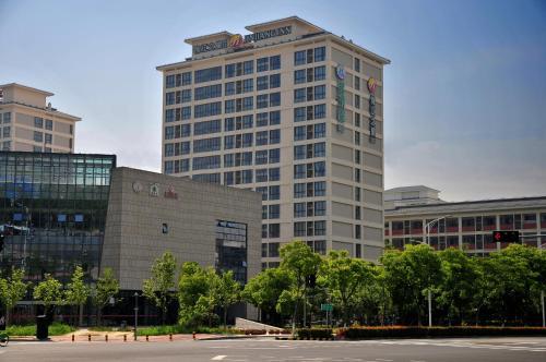 Jinjiang Inn Select Suzhou Industrial Park Dushu Lake Gaojiao Area, Suzhou
