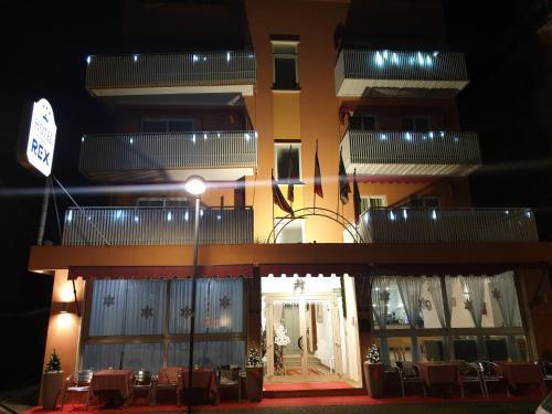 Hotel Rex, Venezia