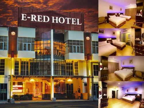 E-Red Hotel Alma Cosmo, Seberang Perai Tengah