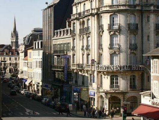 Best Western Continental Pau Centre, Pyrénées-Atlantiques