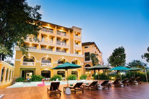 The Pineapple Hotel, Muang Krabi