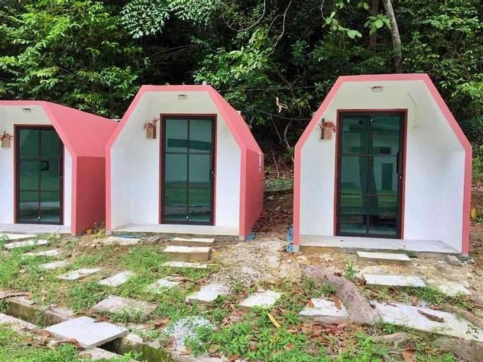 Eco Capsule Resort, Barat Daya