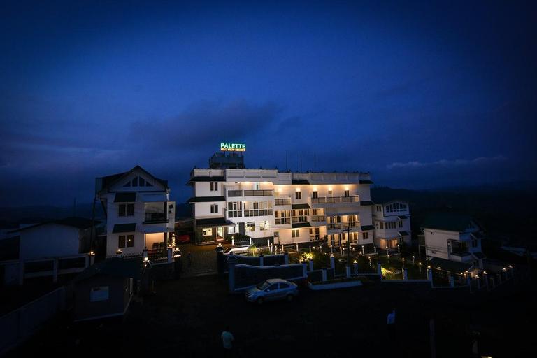Palette hill view resort, Idukki
