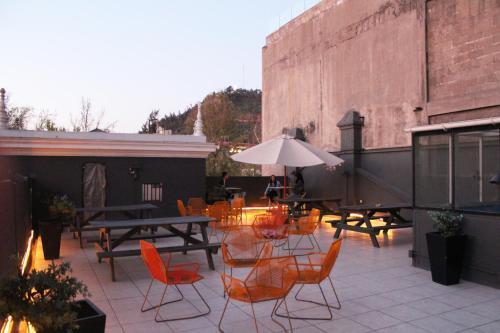 Hostel Boutique Merced 88, Santiago