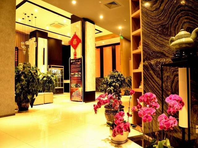 Jinjiang Inn Puer Zhenxing Avenue, Pu'er