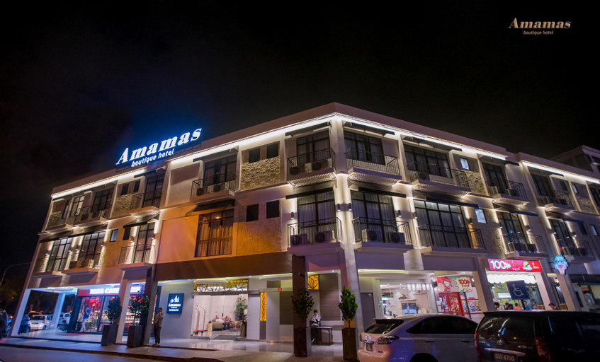 Amamas Boutique Hotel, Kuching