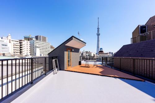 Plat Hostel Keikyu Asakusa Karin, Taitō