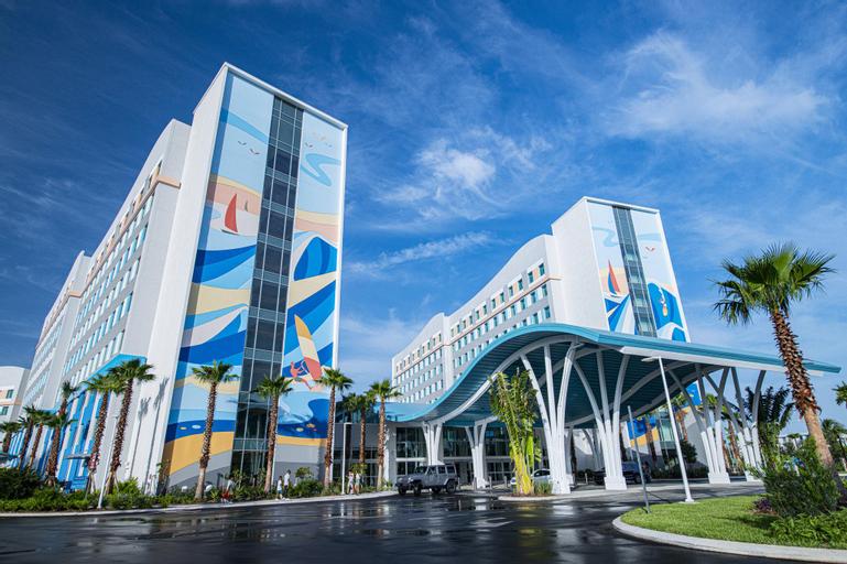 Universal's Endless Summer Resort - Surfside Inn and Suites, Orange