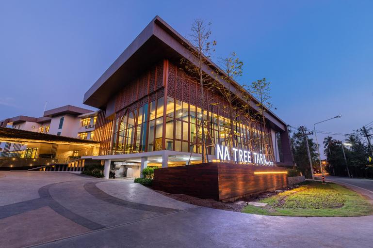Na Tree Tara Riverside Resort Amphawa, Bang Khon Ti