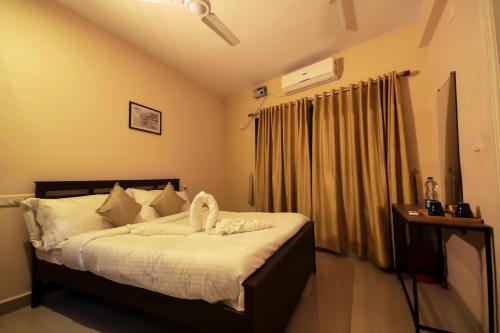 Teresa Plaza Luxury Serviced Apartments, Kottayam