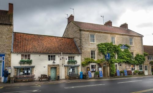 The Feathers Hotel, Helmsley, North Yorkshire, North Yorkshire